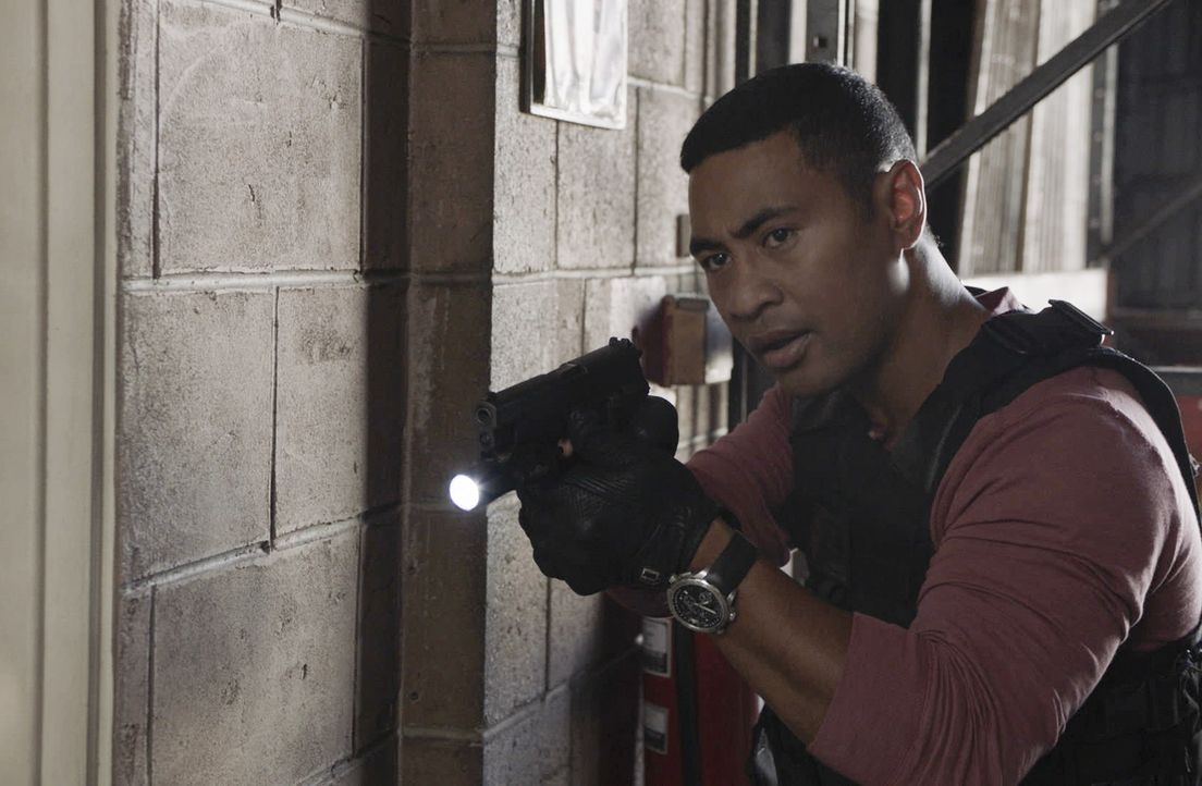 Junior Reigns (Beulah Koale) - Bildquelle: 2019 CBS Broadcasting, Inc. All Rights Reserved