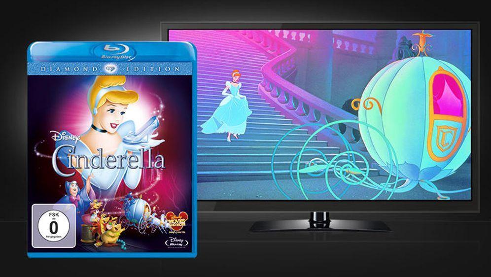 Cinderella (Blu-ray Disc) - Bildquelle: Walt Disney Studios