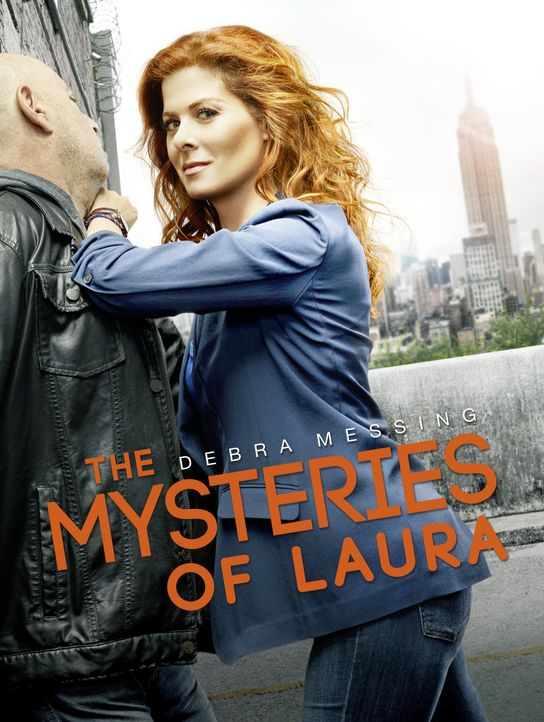 (2. Staffel) - The Mysteries of Laura - Plakatmotiv - Bildquelle: 2015 Warner Bros. Entertainment, Inc.