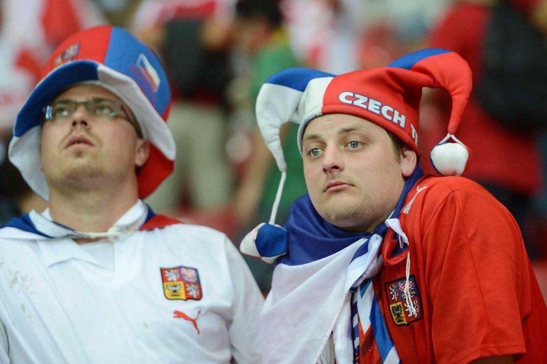 Fußball-Fan-Tschechien-120621-AFP - Bildquelle: AFP