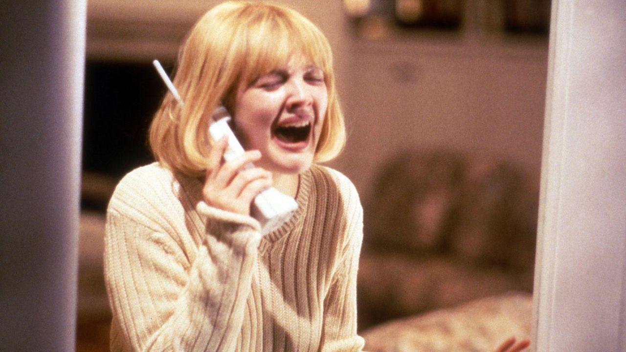 Platz 13: Scream - Bildquelle: Columbia Pictures (auf DVD und Blu-ray Disc erhältlich)