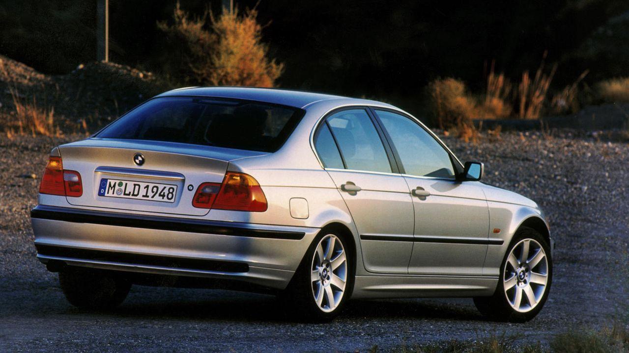Die 4. Generation - Bildquelle: BMW