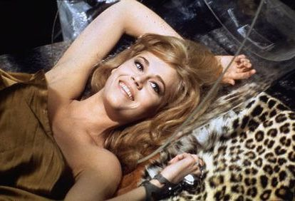 Barbarella (Jane Fonda) - Bildquelle: 1968 by Dino De Laurentiis Cinematografica S.p.A. Rome. All rights reserved.