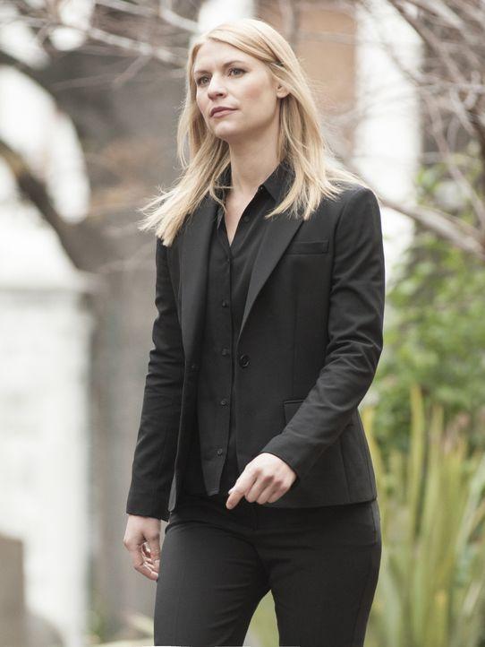 Carrie (Claire Danes) kehrt in die Heimat zurück, um an weitere Informationen über die Ereignisse in Islamabad zu gelangen und macht dabei eine scho... - Bildquelle: 2014 Twentieth Century Fox Film Corporation