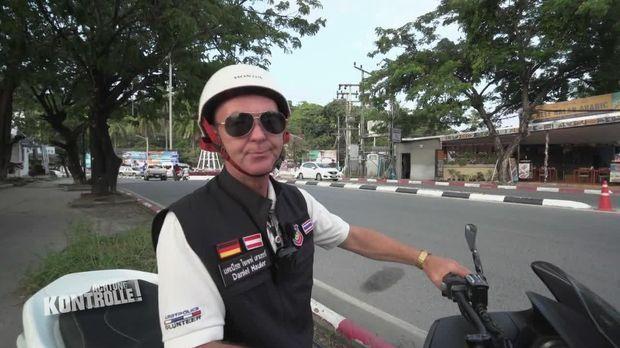 Achtung Kontrolle - Achtung Kontrolle! - Thema U.a.: Der Deutsche Hilfssheriff In Thailand