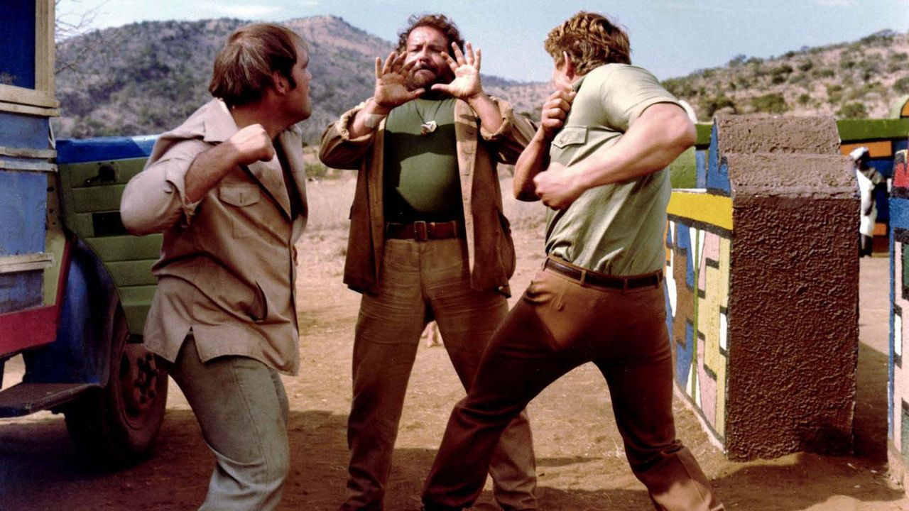 Bud Spencer und Terence Hill - Bildquelle: Denver Film Productions