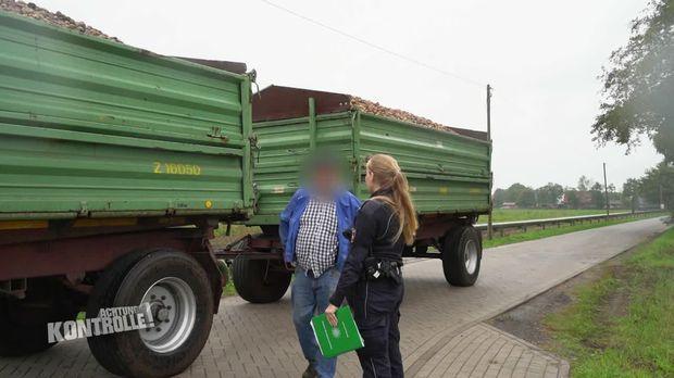 Achtung Kontrolle - Achtung Kontrolle! - Thema U. A.: Landwirtschaftskontrolle An Der Niederländischen Grenze