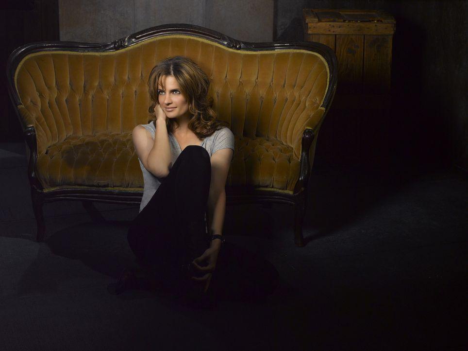 (5. Staffel) - Kate Beckett (Stana Katic) ist eine hartnäckige, clevere Detektivin der Mordkommission des New York Police Department. - Bildquelle: ABC Studios