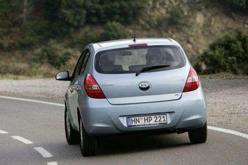 Hyundai i20 - Bildquelle: Hyundai