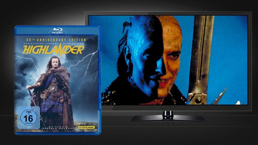Highlander - Es kann nur einen geben (Blu-ray Disc) - Bildquelle: STUDIOCANAL