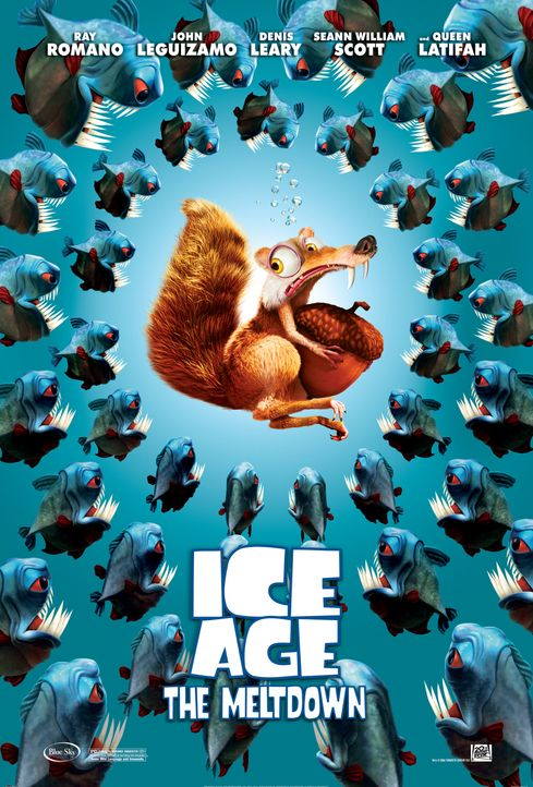 ICE AGE 2 - JETZT TAUT'S - Plakat - Bildquelle: TM & © 2006 Twentieth Century Fox Film Corporation. All Rights Reserved.
