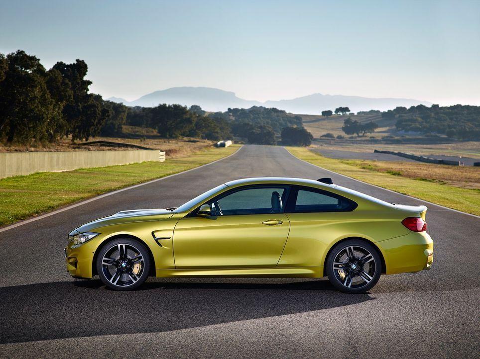 BMW M4 Coupé 2014 - Bildquelle: BMW