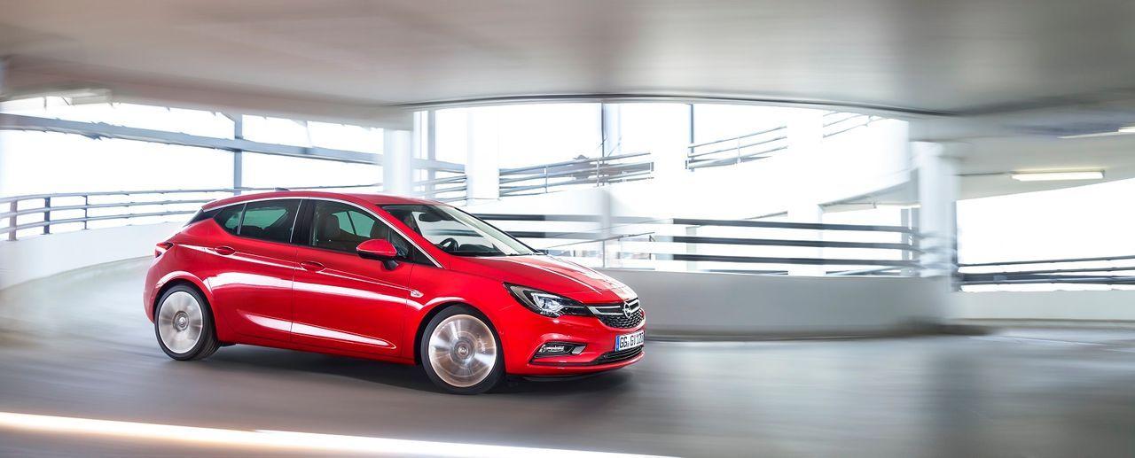 Opel-Astra-295890_small - Bildquelle: GM Company