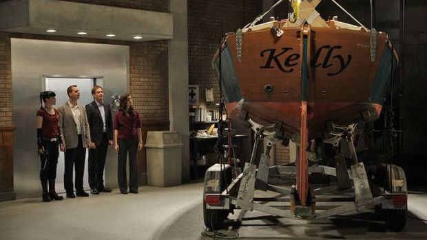 Navy Cis - Navy Cis - Staffel 7 Episode 6: Das Boot