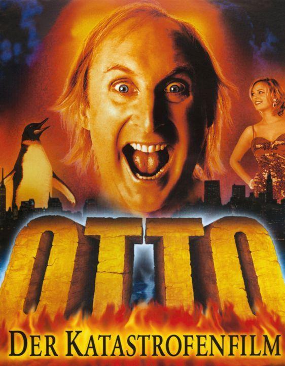 Otto - Der Katastrofenfilm - Artwork - Bildquelle: Tobis Film