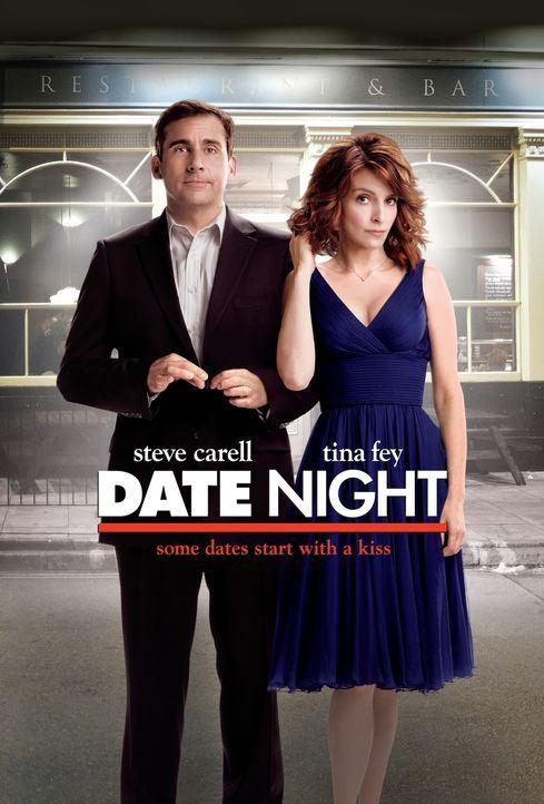 Date Night - Gangster für eine Nacht: Claire (Tina Fey, r.) und Phil Foster (Steve Carell, l.) ... - Bildquelle: TM and   2010 Twentieth Century Fox Film Corporation.  All rights reserved.  Not for sale or duplication.