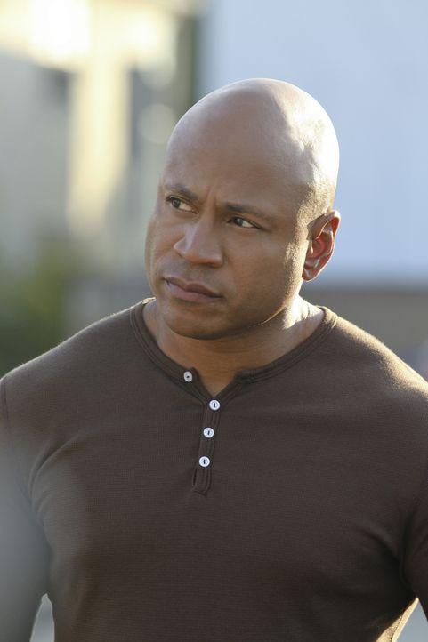 Immer im Einsatz für die Gerechtigkeit: Sam (LL Cool J) ... - Bildquelle: CBS Studios Inc. All Rights Reserved.