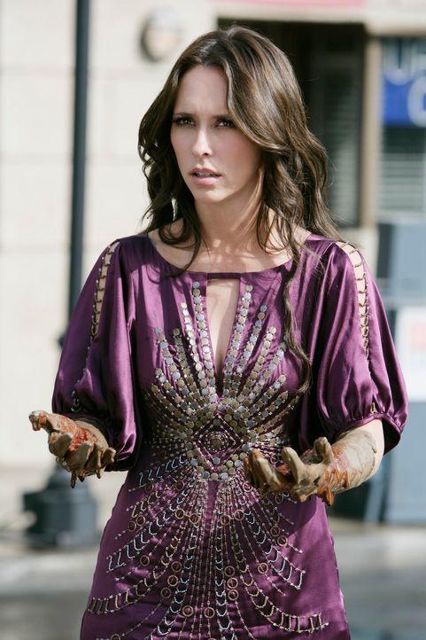Was hat die seltsame Vision zu bedeuten? Melinda (Jennifer Love Hewitt) versucht eine Erklärung dafür zu finden. - Bildquelle: ABC Studios