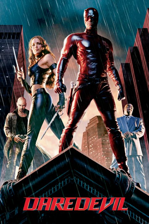 Daredevil - Plakatmotiv - Bildquelle: 2003 Twentieth Century Fox Film Corporation.  All rights reserved.