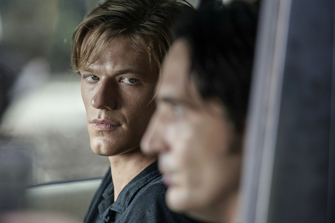 MacGyver (Lucas Till) - Bildquelle: Jace Downs 2018 CBS Broadcasting, Inc. All Rights Reserved / Jace Downs