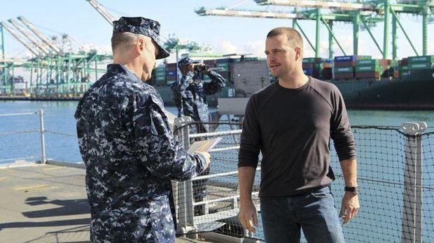 Navy Cis: L.a. - Navy Cis: L.a. - Staffel 4 Episode 10: Die Spinat-spur