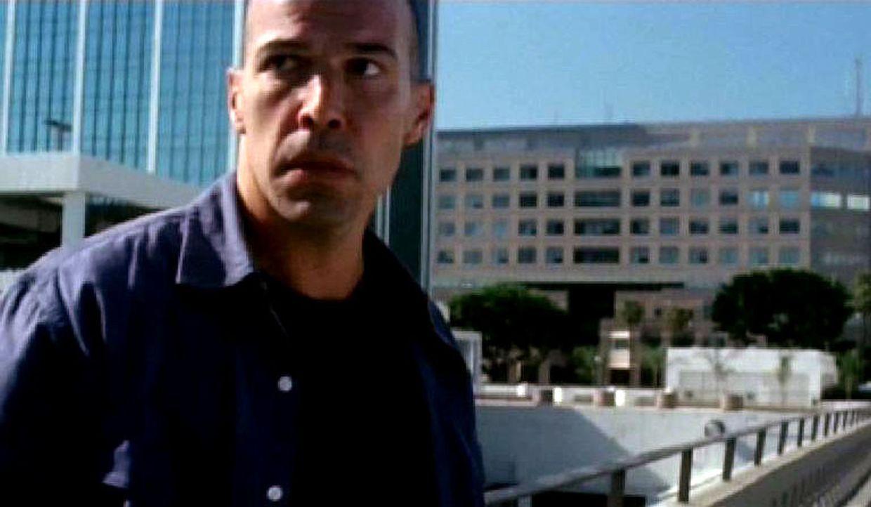 Der Abgleich der Verkehrsüberwachungskameras führt das Team zu einem Verdächtigen: Mitchell Mackenzie (R. E. Rodgers) ... - Bildquelle: Paramount Network Television