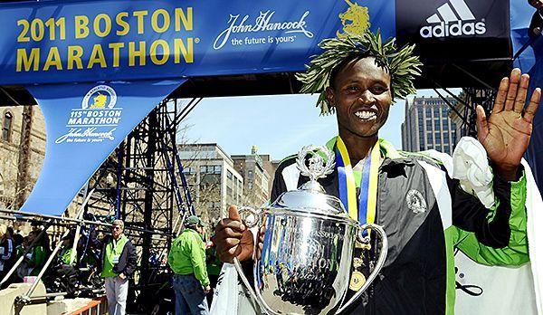 Boston Marathon - Bildquelle: dpa