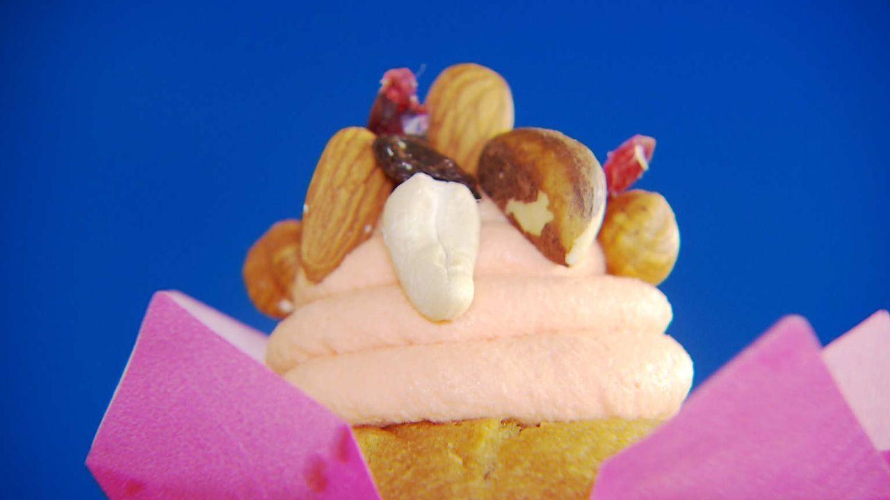 Frozen Yogurt und Cupcakes: in vielen Geschmacksrichtungen ist garantiert für jeden etwas dabei! Egal ob Frozen Yogurt mit einer Extraportion Früc... - Bildquelle: kabel eins