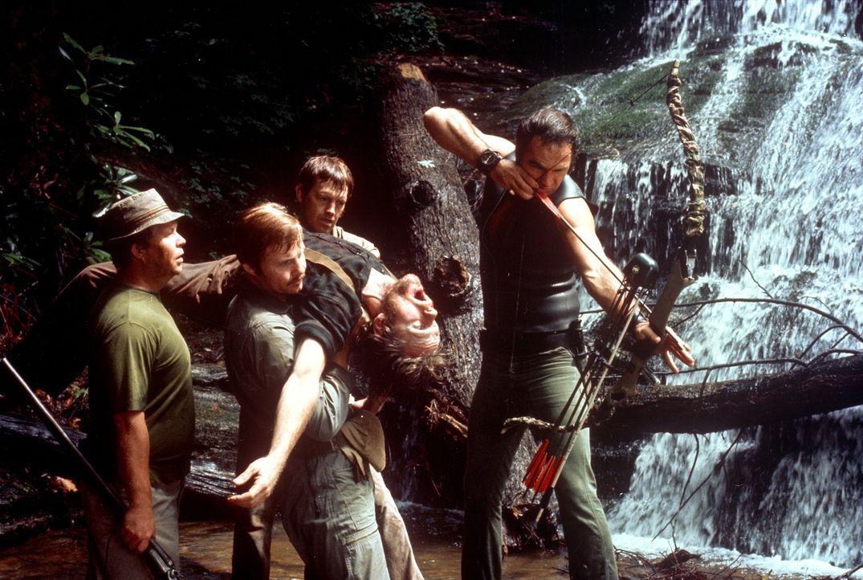 Beim Sterben ist jeder der Erste - Bildquelle: 1972 Warner Bros. Entertainment Inc. All rights reserved.