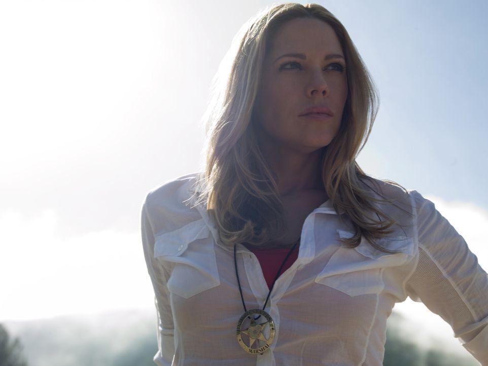 (1. Staffel) - Die smarte Bundesagentin Inspector Mary Shannon (Mary McCormack) ist für Personen verantwortlich, die sich im nationalen Zeugenschutz... - Bildquelle: Michael Muller USA Network