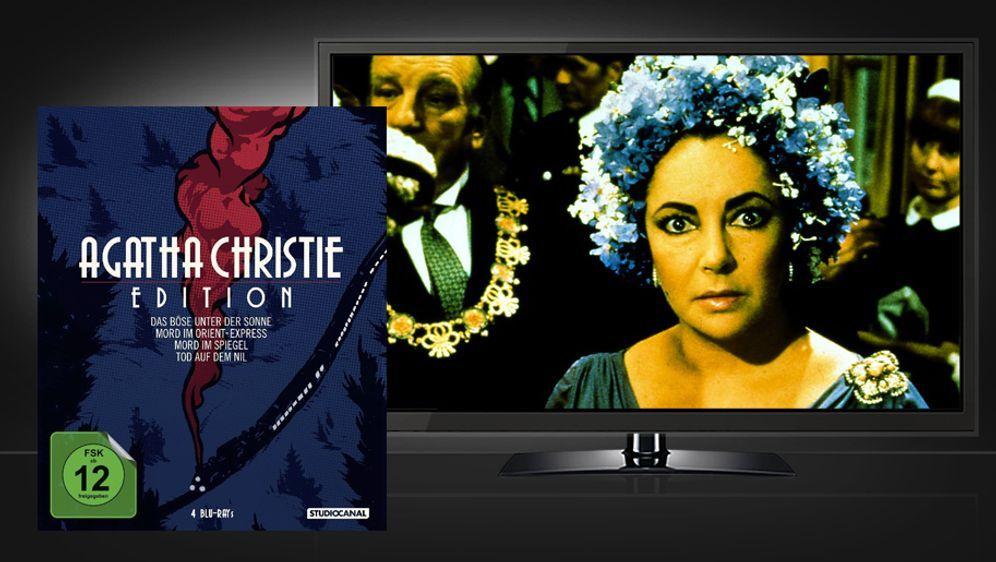 Agatha Christie Edition (Blu-ray) - Bildquelle: Studiocanal