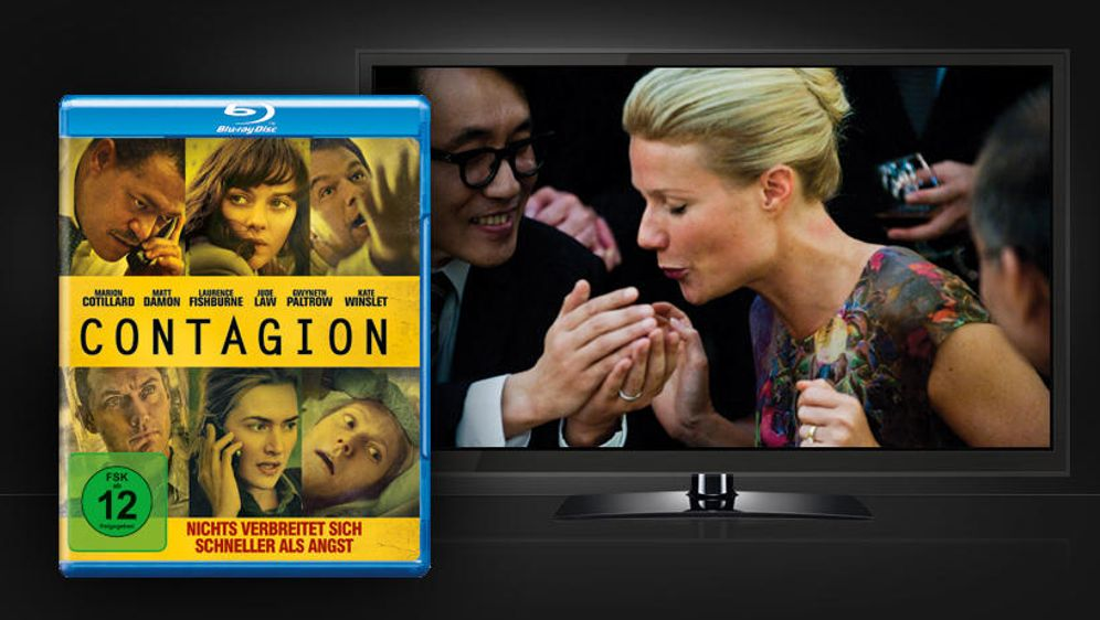 Contagion (Blu-ray Disc) - Bildquelle: Universal