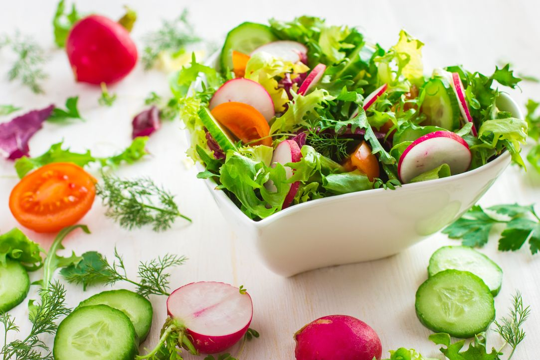 Salat - Bildquelle: anna_shepulova - Fotolia