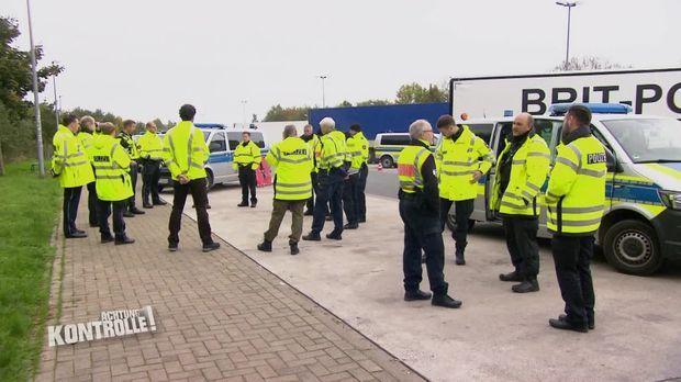 Achtung Kontrolle - Achtung Kontrolle! - Thema U.a.: Großkontrolle Auf Der A30 - Polizei Osnabrück