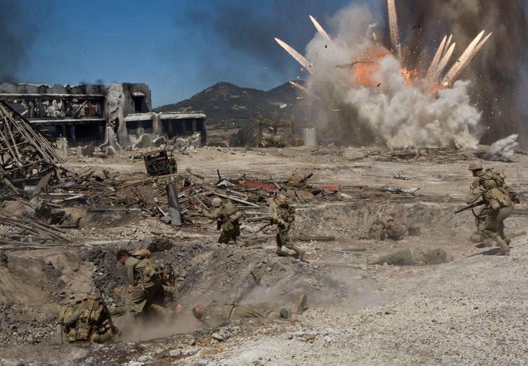 Das Eiland Peleliu wird 1944 Schauplatz einer der blutigsten Schlachten des Pazifikkriegs ... - Bildquelle: Home Box Office Inc. All Rights Reserved.