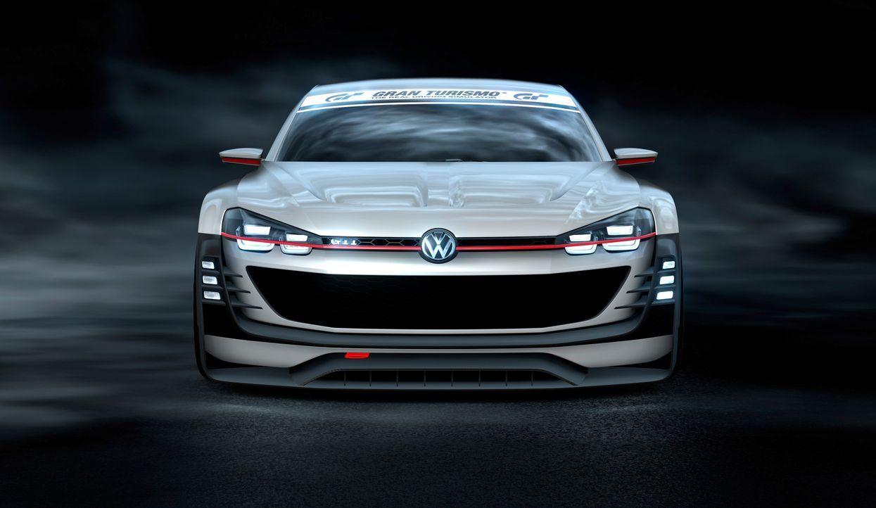 VW GTI Supersport Vision Gran Turismo (2) - Bildquelle: Verwendung fuer Pressezwecke honorarfrei