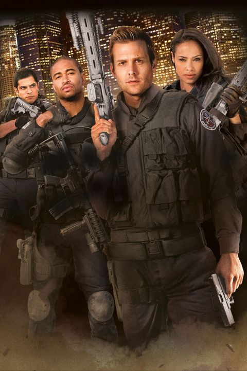 SWAT: FIREFIGHT - Artwork - Bildquelle: 2011 Stage 6 Films, Inc. All Rights Reserved.