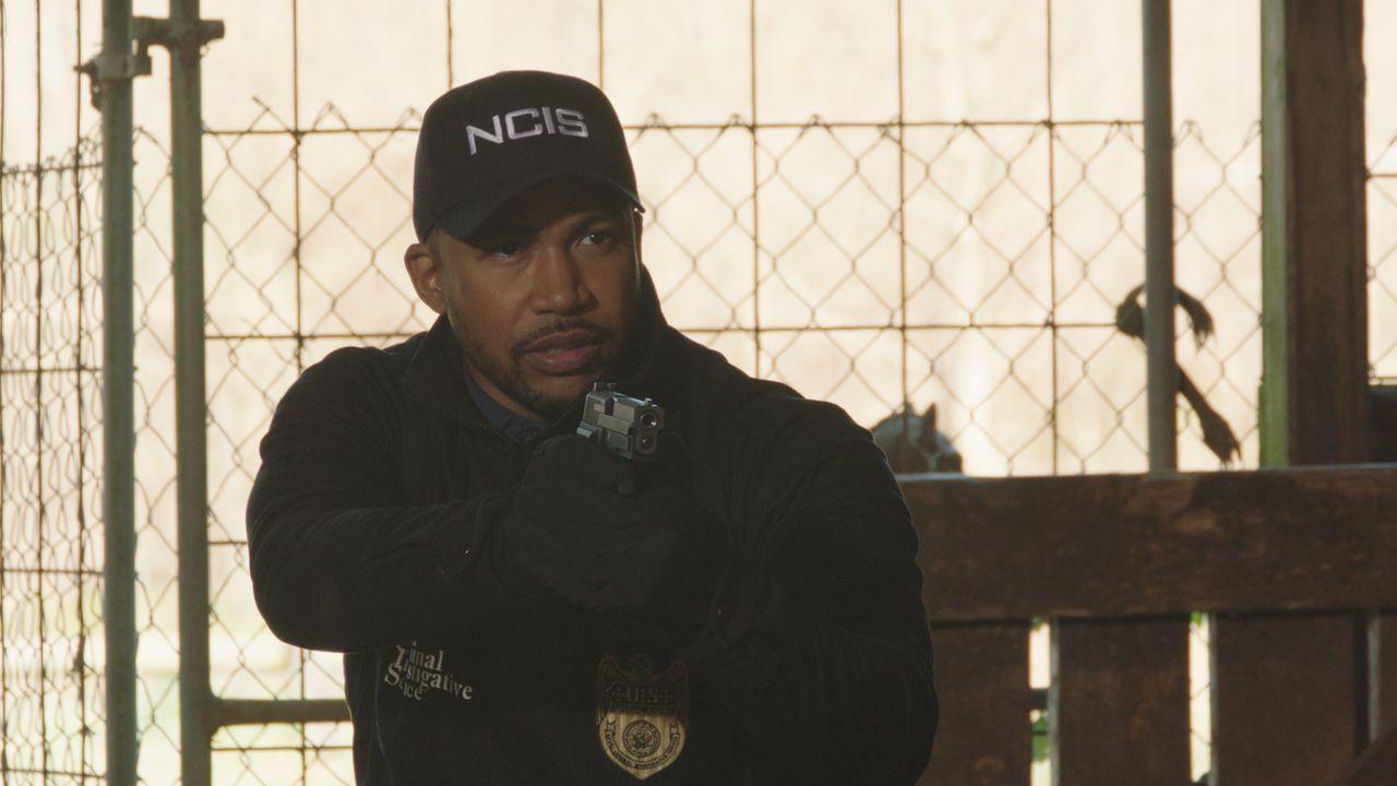 Quentin Carter (Charles Michael Davis) - Bildquelle: Sam Lothridge 2020 CBS Broadcasting, Inc. All Rights Reserved. / Sam Lothridge
