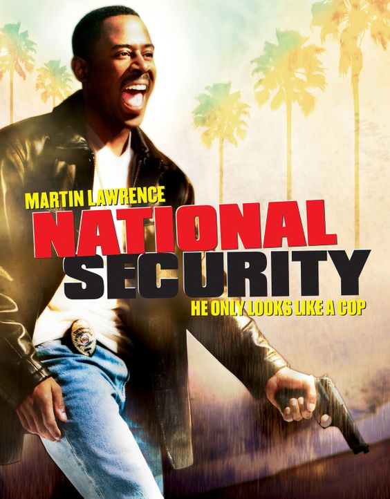 National Security - Plakatmotiv: mit Martin Lawrence - Bildquelle: 2004 Sony Pictures Television International. All Rights Reserved.