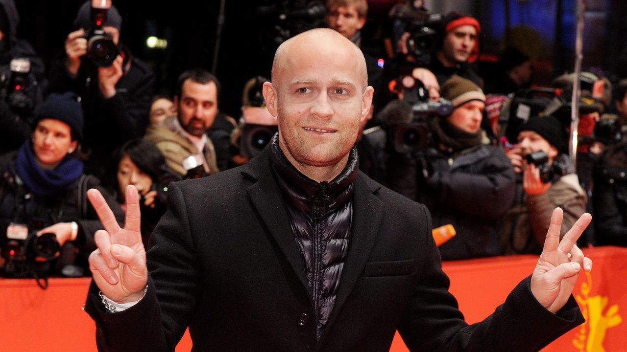 Jürgen Vogel auf dem roten Teppich der Berlinale 2010 - Bildquelle: dpa