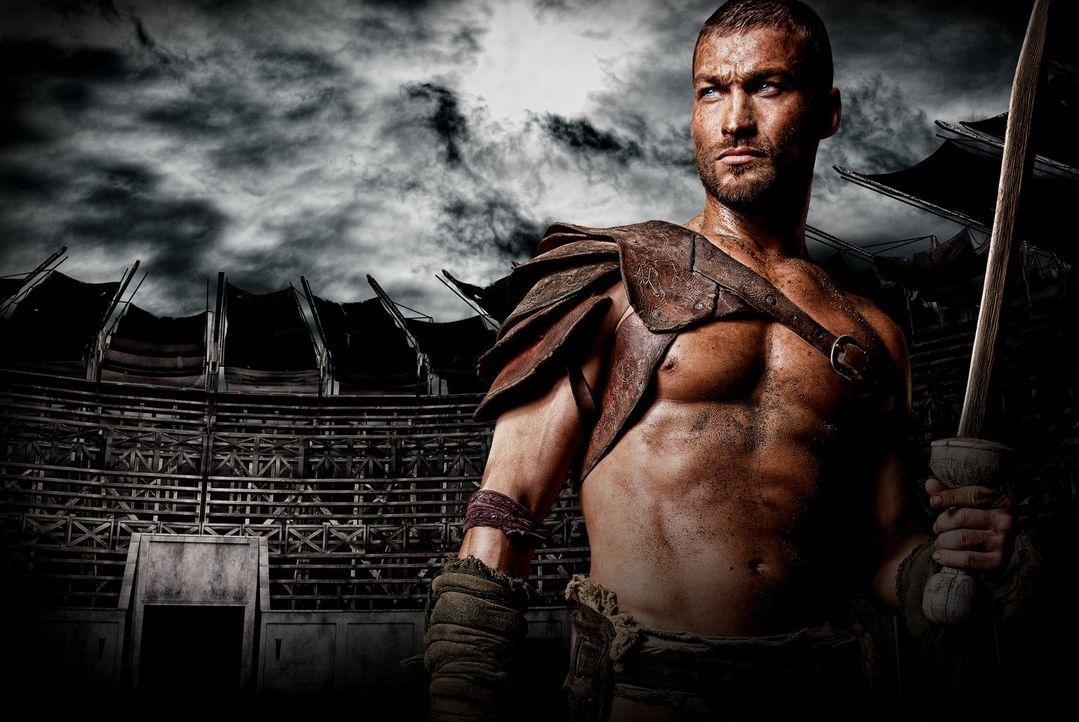 Spartacus - Artwork - mit Andy Whitfield - Bildquelle: 2009 Starz Entertainment, LLC