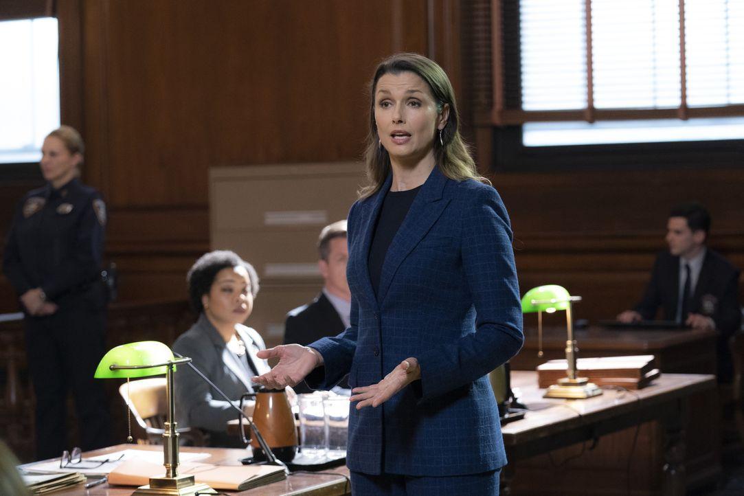 Erin Reagan (Bridget Moynahan) - Bildquelle: Patrick Harbron CBS '2020 CBS Broadcasting Inc. All Rights Reserved. / Patrick Harbron