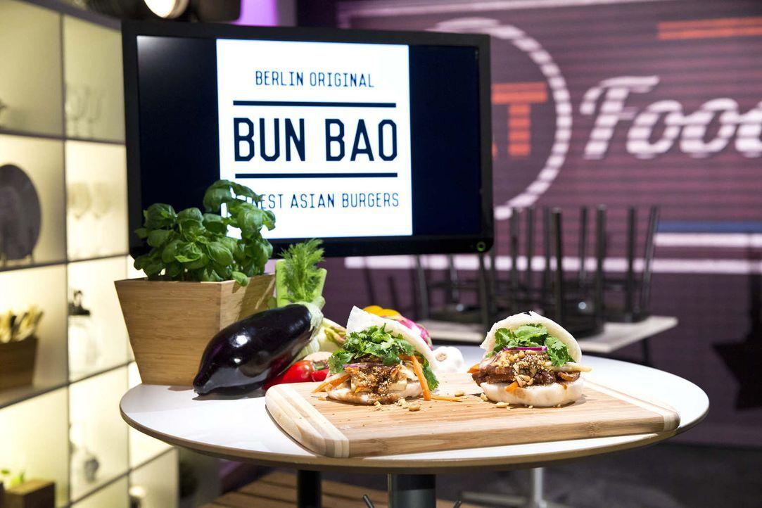 """Sehen die Investoren in dem Konzept """"Bun Bao"""" eine gute Kapitalanlage? - Bildquelle: Richard Hübner kabel eins"""