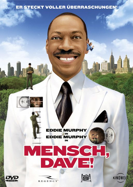 """""""Mensch, Dave!"""" - Artwork - Bildquelle: Kinowelt GmbH"""