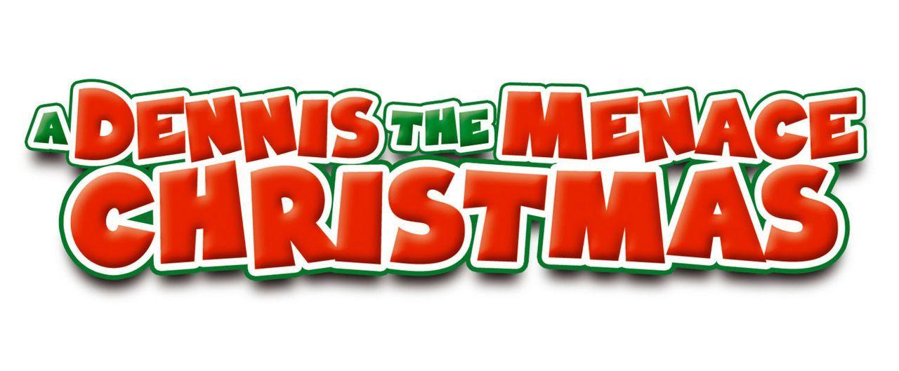 """""""Weihnachten mit Dennis"""" - Logo - Bildquelle: Warner Bros."""
