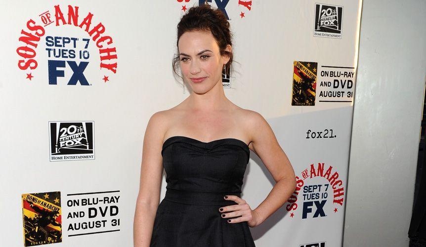 Sons of Anarchy - Maggie Siff spielt Tara Knowles - Bildquelle: getty-AFP