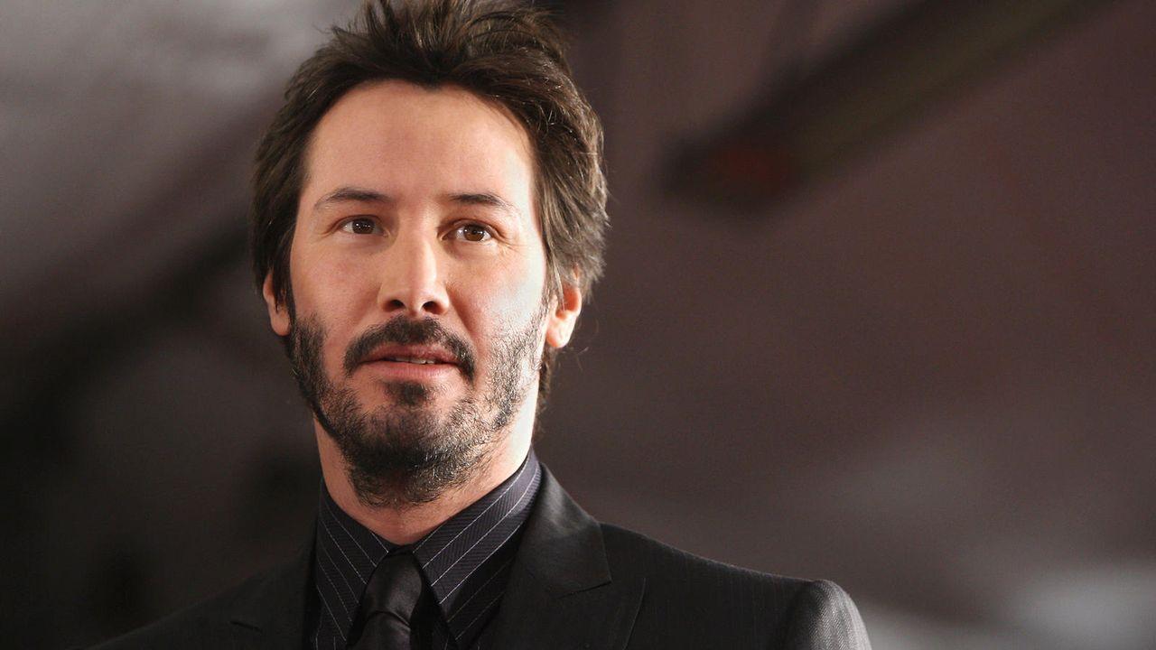 Keanu Reeves  - Bildquelle: getty AFP