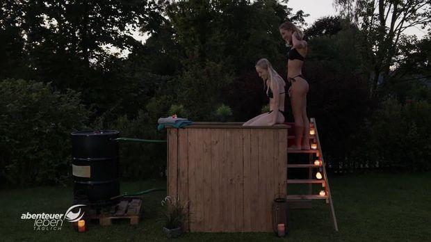 Abenteuer Leben - Abenteuer Leben - Freitag: Der Diy-whirlpool Für Den Eigenen Garten