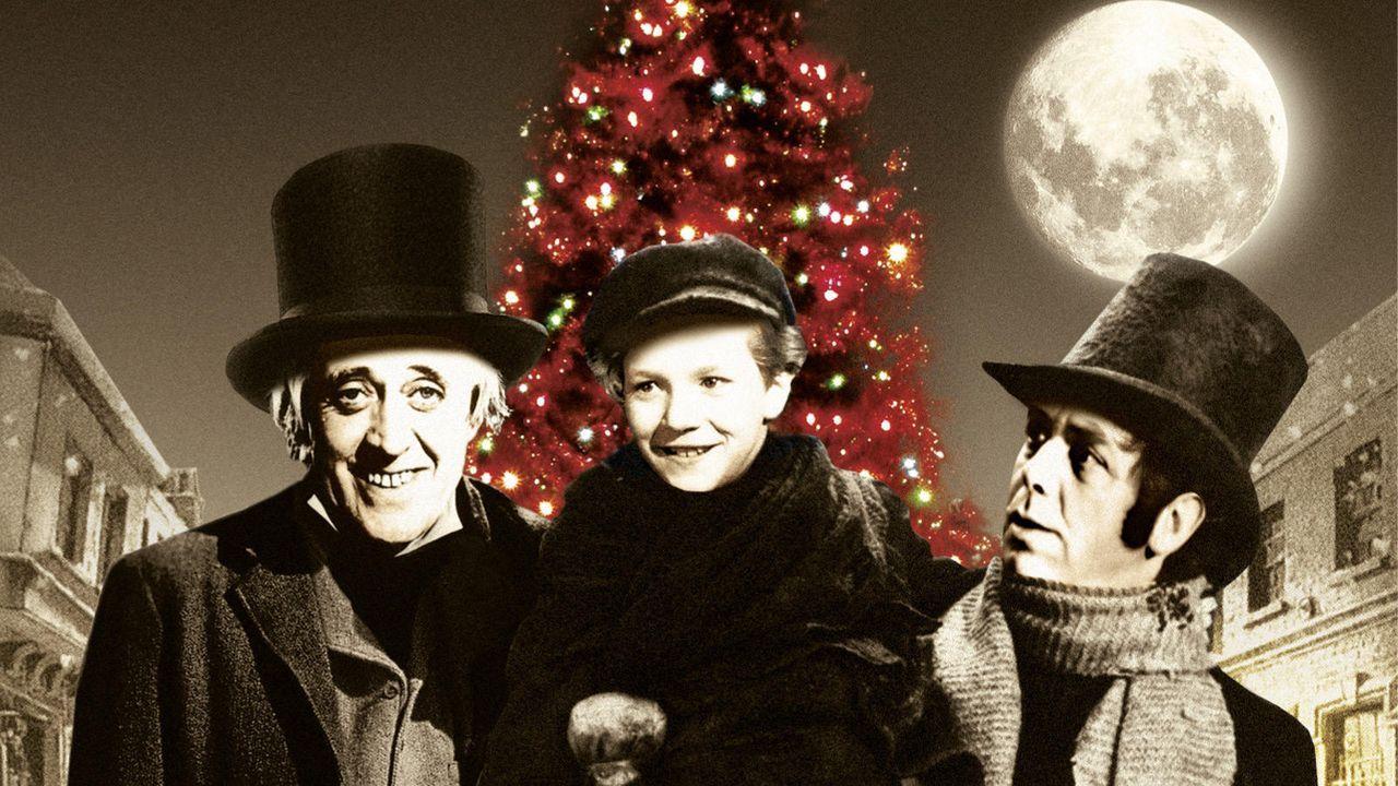 Charles Dickens - Eine Weihnachtsgeschichte - Bildquelle: DVD erschienen bei www.studiocanal.de