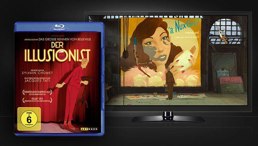 Der Illusionist (Blu-ray Disc) - Bildquelle: Studiocanal